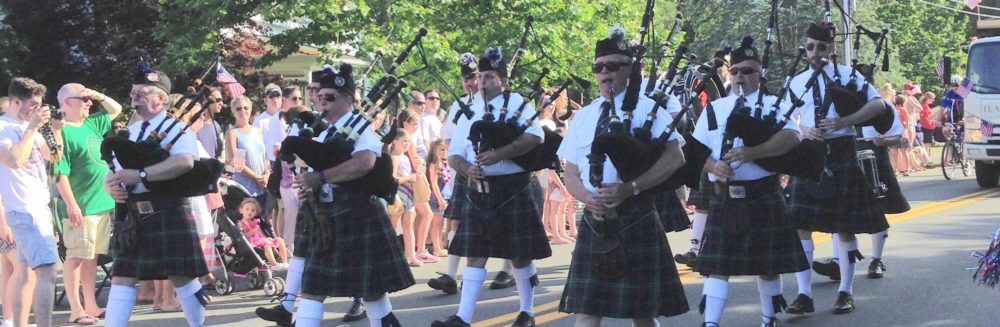 Sutherland Pipe Band